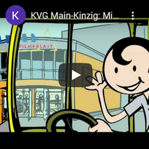 Animation Hanau KVG